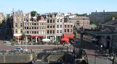 Set in a traditional Amsterdam mansion, Townhouse Inn is a 15-minute walk from Amsterdam Central Railway Station. #Amsterdam #bedandbreakfast #travel