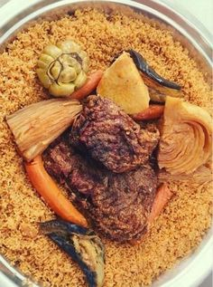 Senegalese Recipe, Food Porn, Cuisine Diverse, Oriental Food, International Recipes, Pot Roast, My Recipes, Good Food, Brunch
