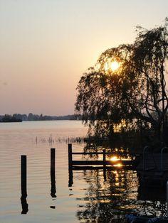 Sunset at Sluipwijk