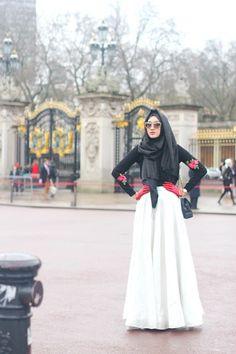 Tea and Rose #Hijab #DianPelangi