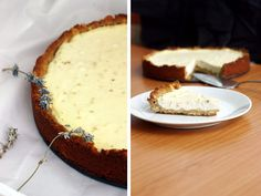 Bezlepkové Brno: Citronový cheesecake