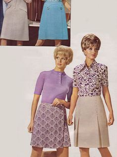 Photo galleries of vintage women's fashion in the fifties, sixties, seventies eighties, nineties. Pictures of retro fashion design from 1950 to Seventies Fashion, 70s Fashion, Teen Fashion, Fashion Models, Vintage Fashion, Womens Fashion, Vintage Style, Retro Mode, Fashion Gallery