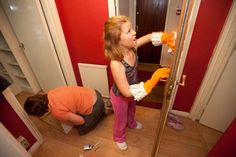 House cleaning - paul mansfield photography/Moment Open/Getty Images