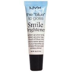 THE BLUE LIP GLOSS – SMILE BRIGHTENER