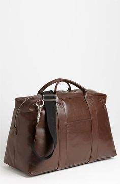 8bc1d93fa5 Jack Spade Wayne Leather Duffel Bag available at  Nordstrom Check out these  fashinable duffel bags