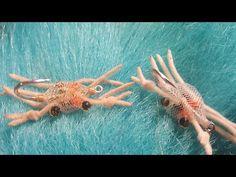 Tying the Alphlexo Crab - YouTube