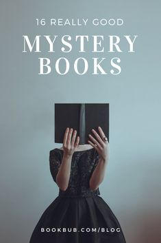 Love mysteries? Check out this reading list of 16 really good mystery books worth reading next. #books #mysteries #mysterybooks Best Mystery Books, Best Mysteries, Mystery Novels, Murder Mysteries, Cozy Mysteries, Summer Books, Summer Reading Lists, Book Suggestions, Book Recommendations