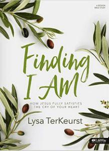 Finding I AM – Bible Study Book | PDF | EPUB | MOBI | MP3 | Lysa Terkeurst