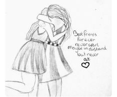 Girlym girlym in 2019 girly m bff drawings drawings of friends. Bff Drawings, Girl Drawing Sketches, Drawings Of Friends, Pencil Art Drawings, Easy Drawings, Cartoon Drawings, Easy Sketches, Drawing Drawing, Tattoo Sketches