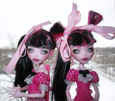 Monster High Draculaura Twins | by Tabbypurrs22