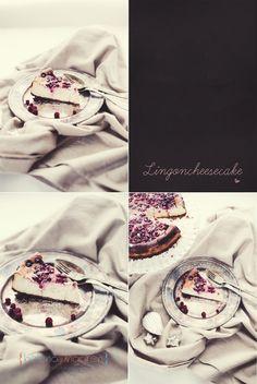 Lingoncheesecake med kanel - Blogg för En fotografisk matblogg | Lovely Life