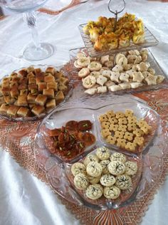 Treditional Iranian Sweets