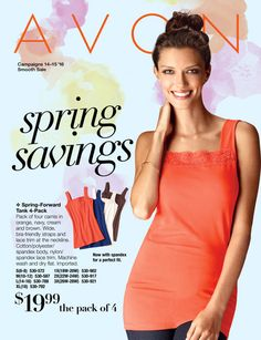 Avon Campaign 15 2016 brochures effective online June 21, 2016- July 5, 2016.