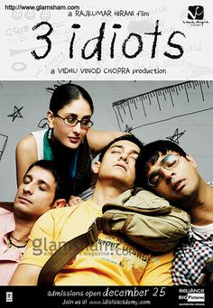 3 Idiots - one of my favorites!