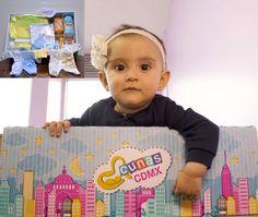Cada Cuna CDMX contiene productos útiles y prácticos para los bebés de esta Capital Social.