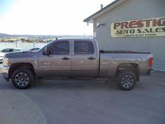 2013 CHEVROLET SILVERADO 2500HD #trucks #PrestigeAutoSales #Spearfish #SouthDakota #usedtrucks
