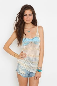 Cute swimsuit cover up