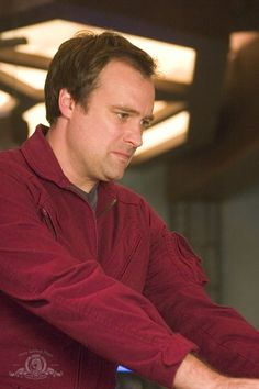 SGA The Siege Part 2 ; S1E20 The intense look of a genius ;) Dr Rodney McKay