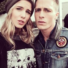 #Arrow Emily & Colton #emton