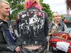Nevermind The Bollocks Punk Subculture, Estilo Punk Rock, Gone Rogue, Punks Not Dead, Battle Jacket, Gothabilly, New Romantics, Patriarchy, School Outfits