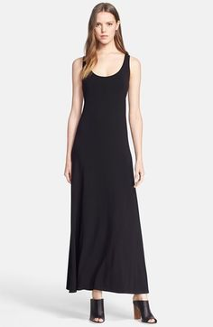 Vince+Maxi+Dress+available+at+#Nordstrom