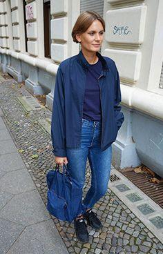 Out and about Outfit:  The Stylelist Sonja: Zalando Mitarbeiter zeigen ihren Style