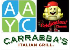 """""""Spa Day & Date Night""""   Gift Card to Carrabba's Italian Grill, Celebration Cinema and a Free 60 Minute Massage at All About You Chiropractics     Donated By: Carrabba's Italian Grill, Celebration Cinema and All About You Chiropractics.  """"Spa Day & Date Night"""" Package   Donated By: Josh Baumann and Breanne Kelderhouse"""