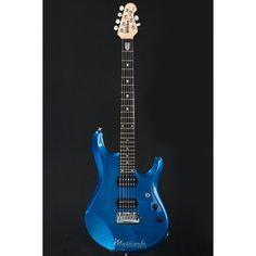 MUSIC MAN JP6 John Petrucci Model Carbon Blue