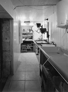 Darkroom design and equipment. (Multiple images with descriptions)