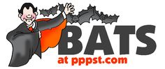 BATS - FREE presentations in PowerPoint format, interactive activities, lessons for K-12