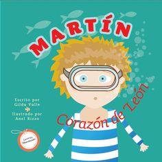 El cuento de Martín, este viajó a Australia. Cuentos personalizados $80