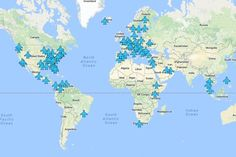 There Is Now A Google Map Filled With A World Of Airport Wi-Fi Passwords : Hombres Mag For Men | MoreSmile