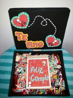 Pancartas de feliz cumplea os para mi novio my sweet - Regalos de cumpleanos originales hechos a mano ...