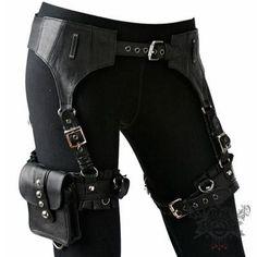 Steampunk-Belt by Five-and-Diamond.com