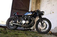 ポーランドのカスタムビルダー Eastern Spirit Motors - LAWRENCE(ロレンス) - Motorcycle x Cars + α = Your Life.