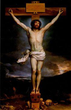 Anton Raphael Mengs - The Crucifixion