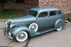 '36 Dodge Touring Sedan