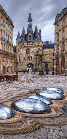 #abariltur #bordeauxs #bordeaux #century #cailhau #flickr #france #palais #porte #place #city #gate #du #ou #dePlace de Palais et Porte de Cailhau ou Porte du Palais. Bordeaux Porte Cailhau, Bordeaux, France (15th century) - Bordeaux's city gate   by Abariltur on FlickrPorte Cailhau, Bordeaux, France (15th century) - Bordeaux's city gate   by Abariltur on Flickr