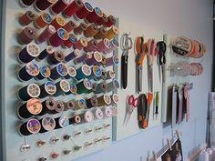 Craft Room Ideas on Craft Room