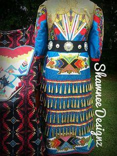 Native American Regalia, Native American Clothing, Native American Crafts, Dance Outfits, Dance Dresses, Jingle Dress Dancer, Powwow Regalia, Contemporary Dresses, Applique Dress