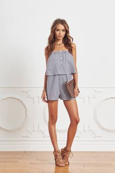 The Fifth Label Familiar Stranger Romper