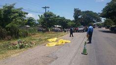 Matan a tres personas en Comayagua