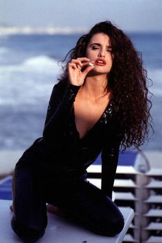 Penélope Cruz in the 90s