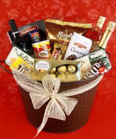 Una sorpresa puede reunir tus mejores deseos para estas Fiestas. Te proponemos una canasta con los ingredientes que tu corazón tiene para celebrar en familia.