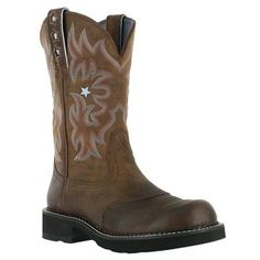 """Ariat Women's ProBaby 10"""" Western Boots. I WANT THESE!!"""