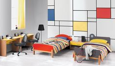 Modeco.gr Kids Furniture, Divider, Interior, Design, Home Decor, Boxing, Teen, Furniture For Kids, Decoration Home