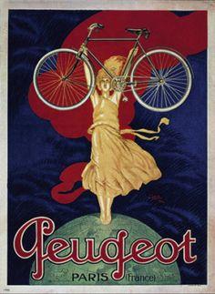 Peugeot. vintage ads