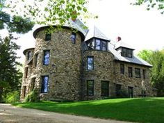 Wentworth Castle in Jackson, NH