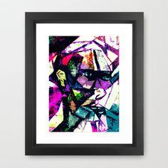 mixing+men++Framed+Art+Print+by+seb+mcnulty+-+%2432.00