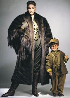 Russian Market for Furs - Russia is the largest market in the world - 750,000 Russian women bought a fur coat last year